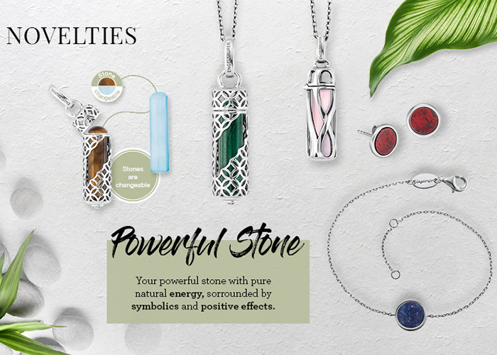 Powerful Stone Collection - Your powerful gemstones