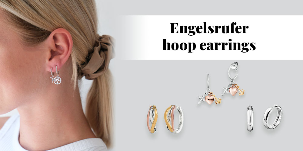 Engelsrufer hoop earrings