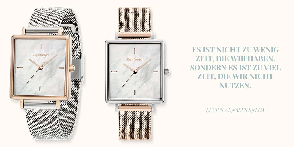 Squared Engelsrufer watches